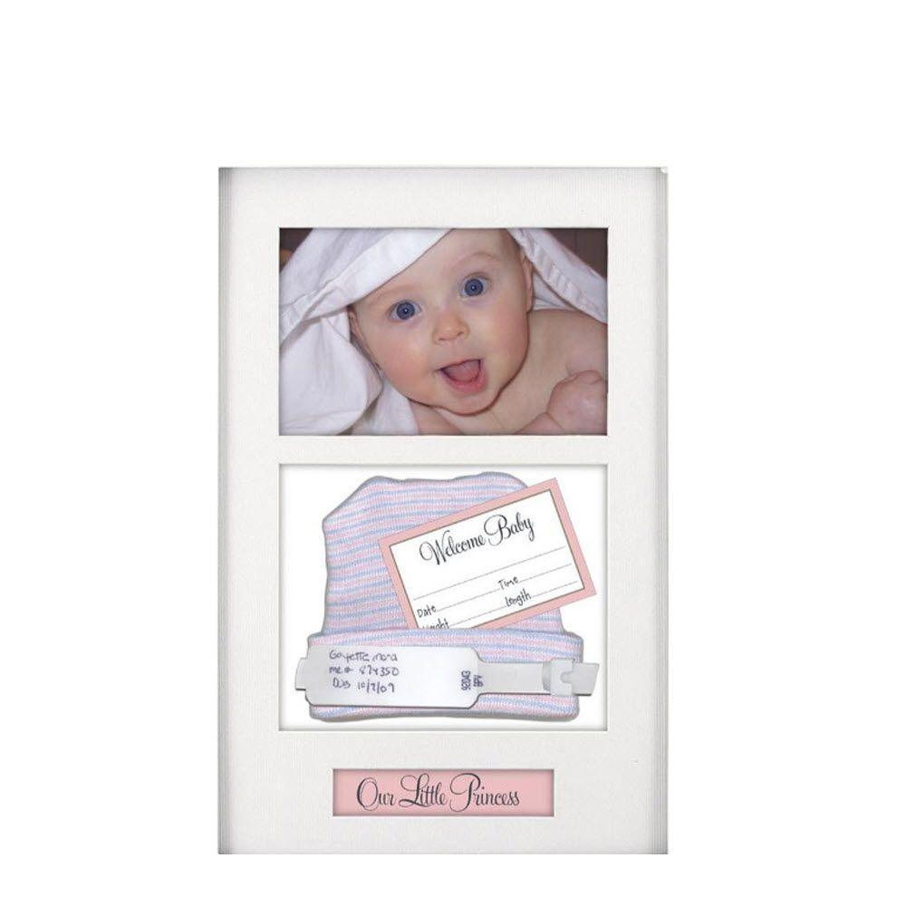 Home Decorators Collection ID Bracelet 1-Opening 4 in. x 6 in. Momento Picture Frame