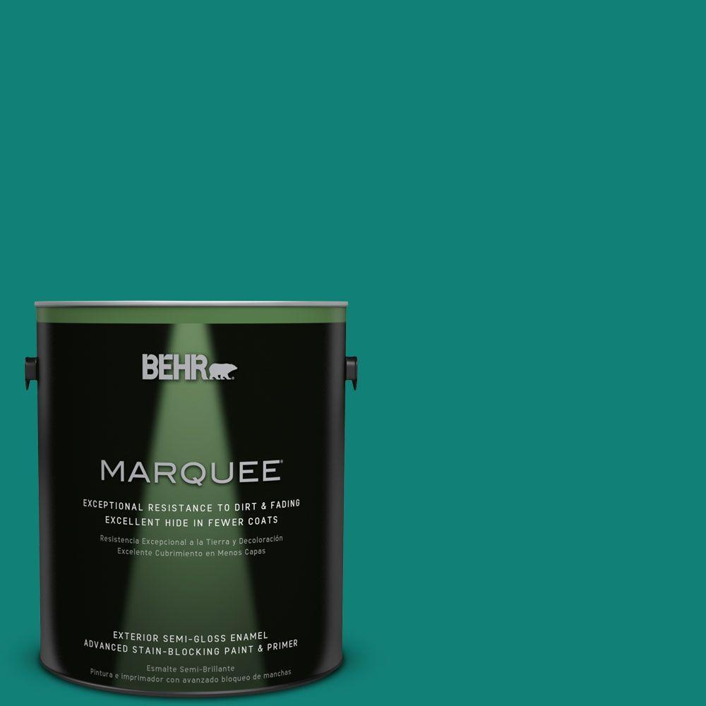 BEHR MARQUEE Home Decorators Collection 1-gal. #HDC-WR14-9 Green Garlands