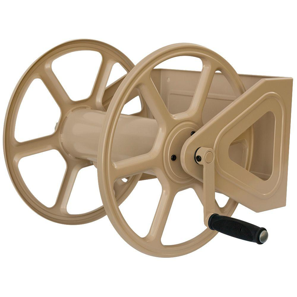 liberty garden commercial wall mount hose reel - Wall Mount Garden Hose Reel