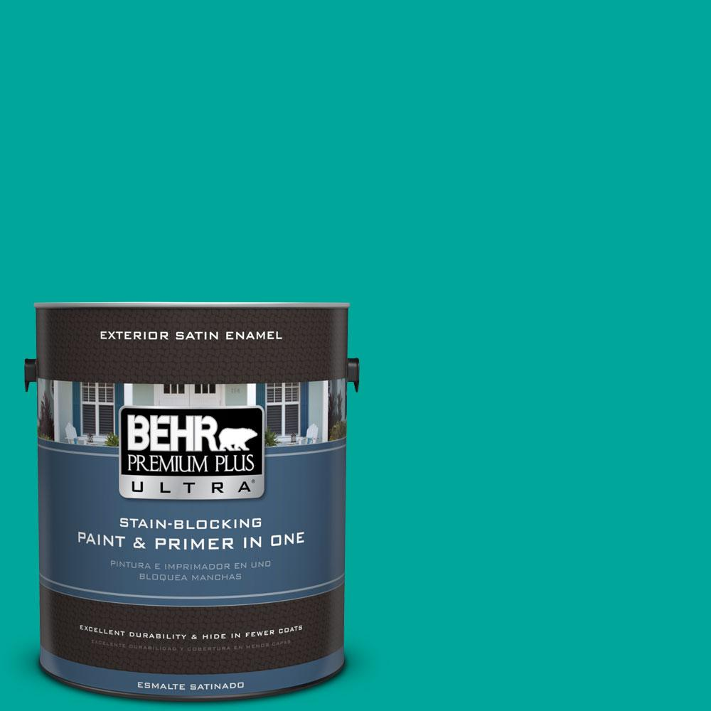 BEHR Premium Plus Ultra Home Decorators Collection 1-gal. #HDC-MD-22 Tropical