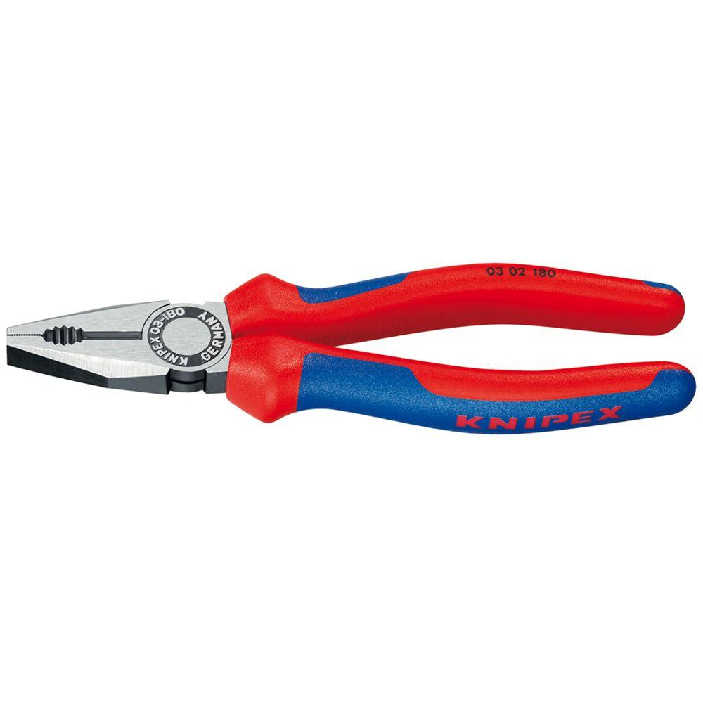 7-1/4 in. Combination Pliers with Comfort Grip