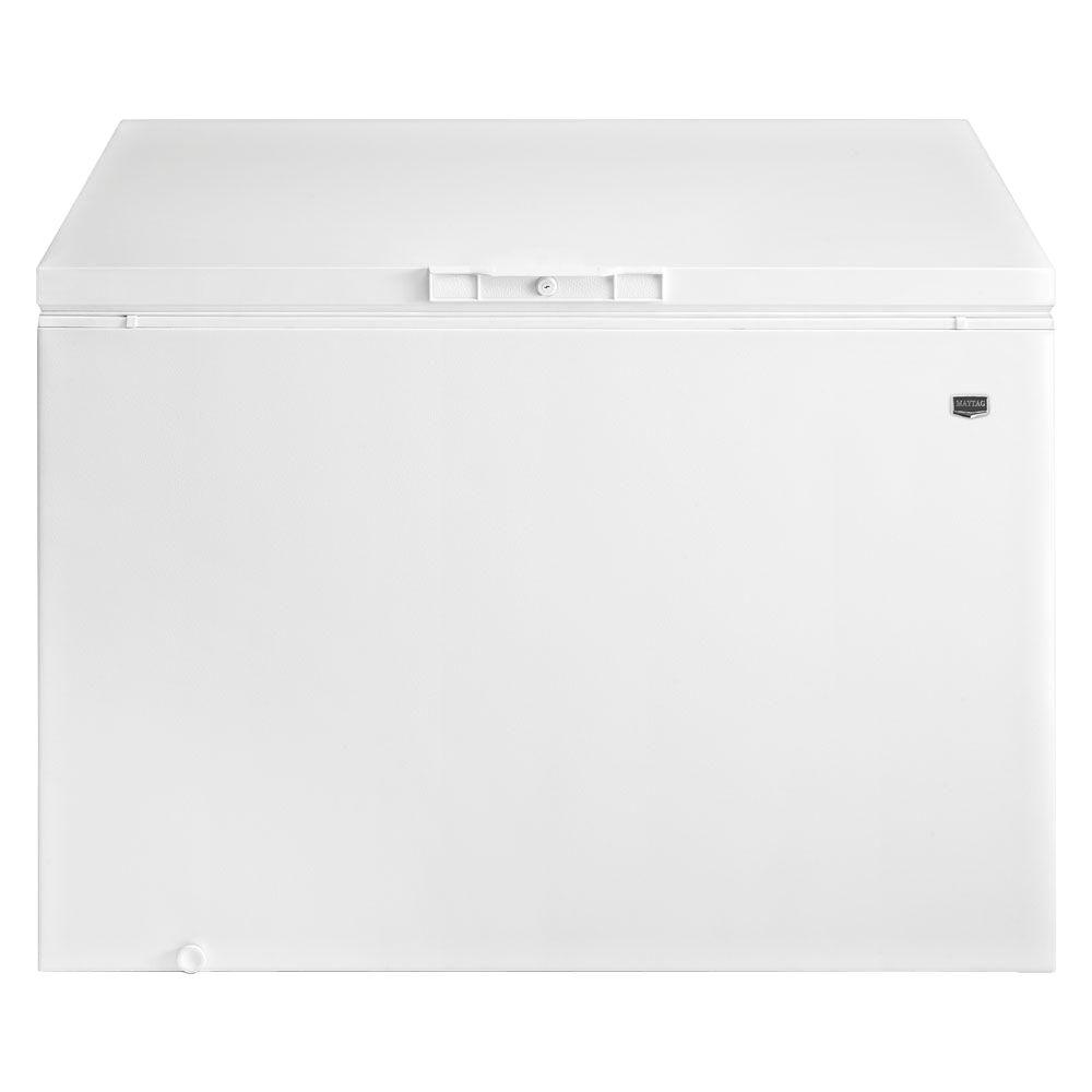 Maytag 14.8 cu. ft. Chest Freezer in White