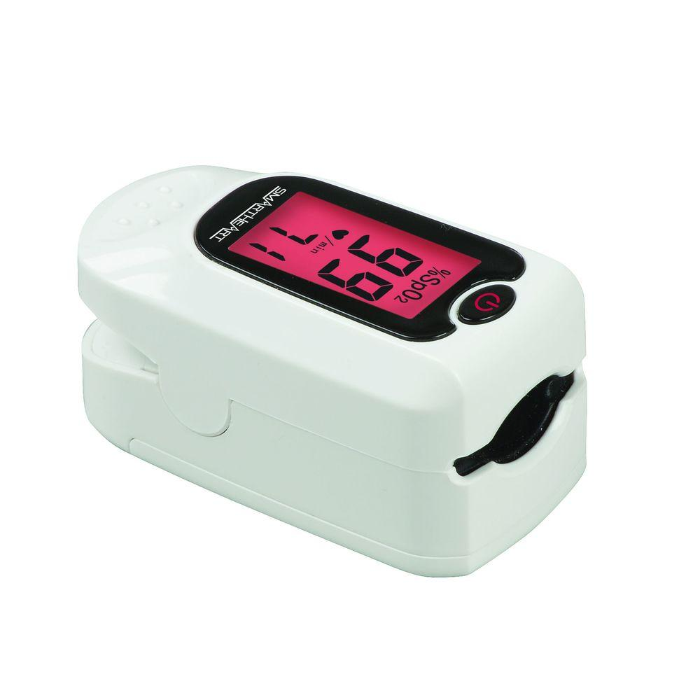 Veridian Healthcare SmartHeart Pulse Oximeter-1150K - The Home Depot
