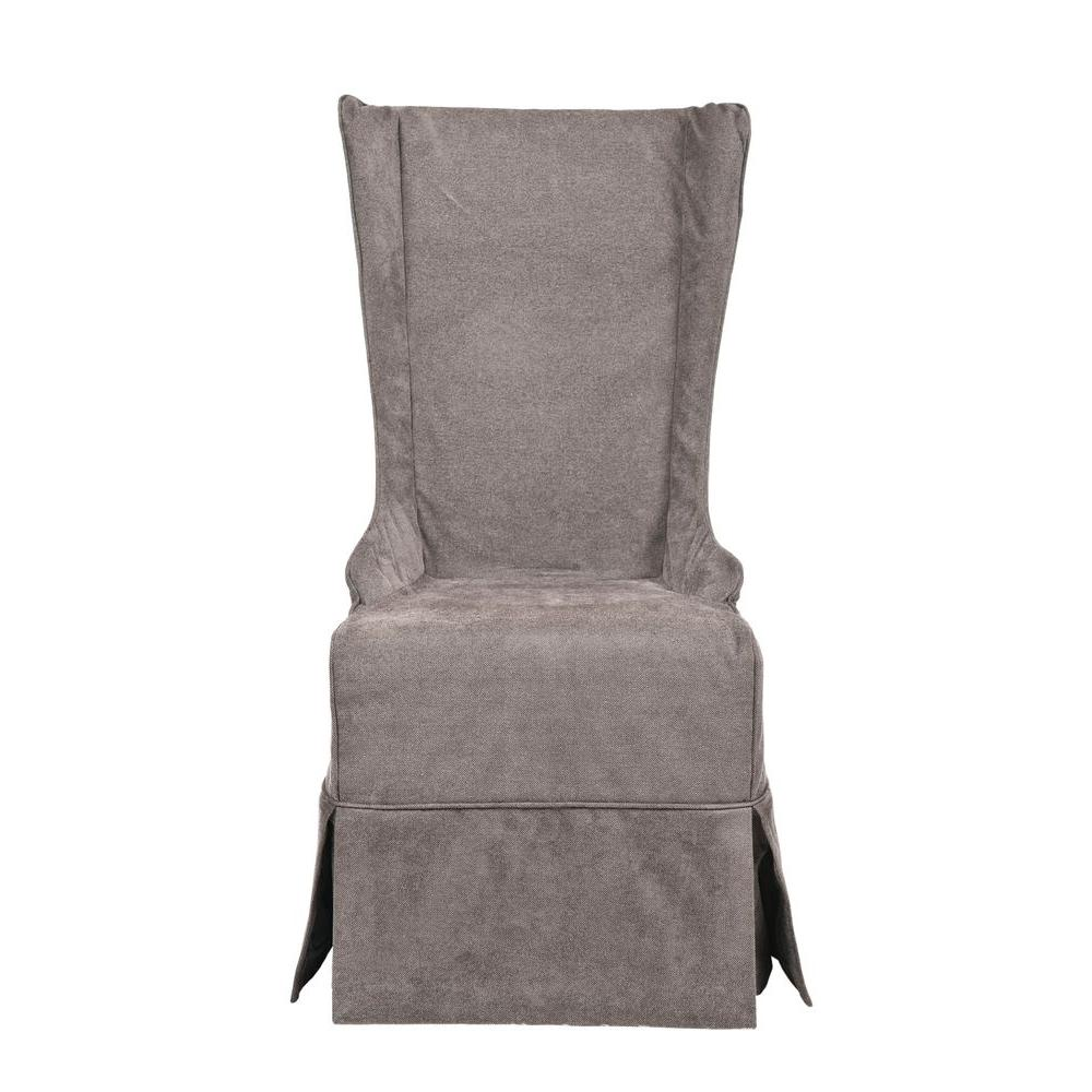 Safavieh Becall Bark Birchwood Cotton-Poly Dining Chair
