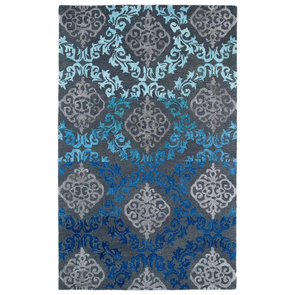 Kaleen Divine Ice 9 ft. 6 in. x 13 ft. Area Rug
