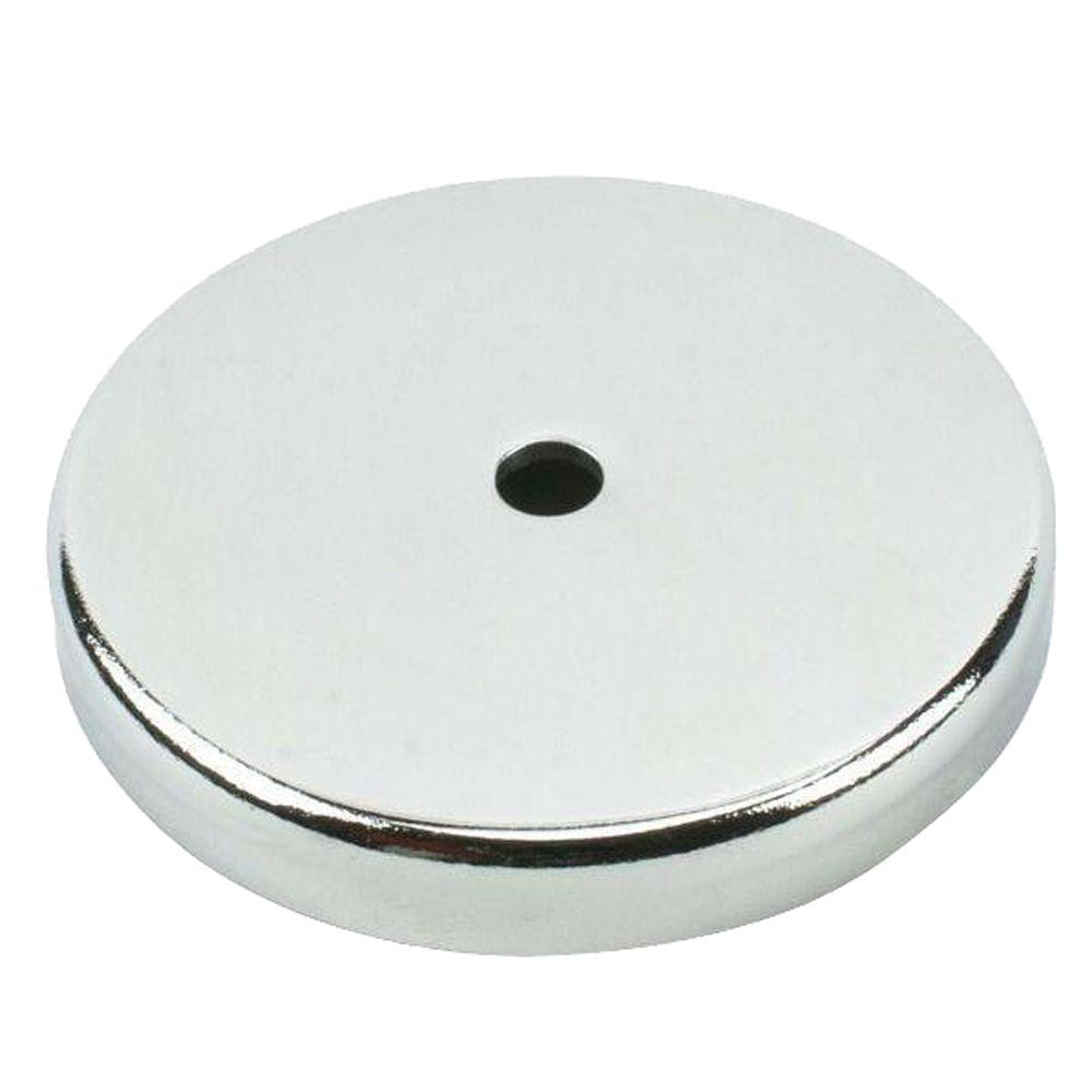 MASTER MAGNETICS 25 lb. Round Base Pull Magnets-96324 - The Home