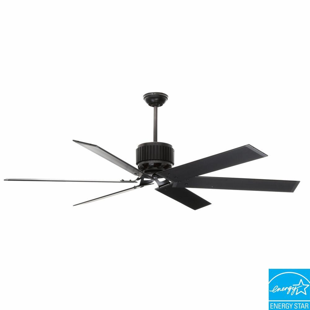 Hunter 72 Industrial Matte White Damp Rated Ceiling Fan: Monte Carlo Weatherford II 42 In. Indoor/Outdoor Matte