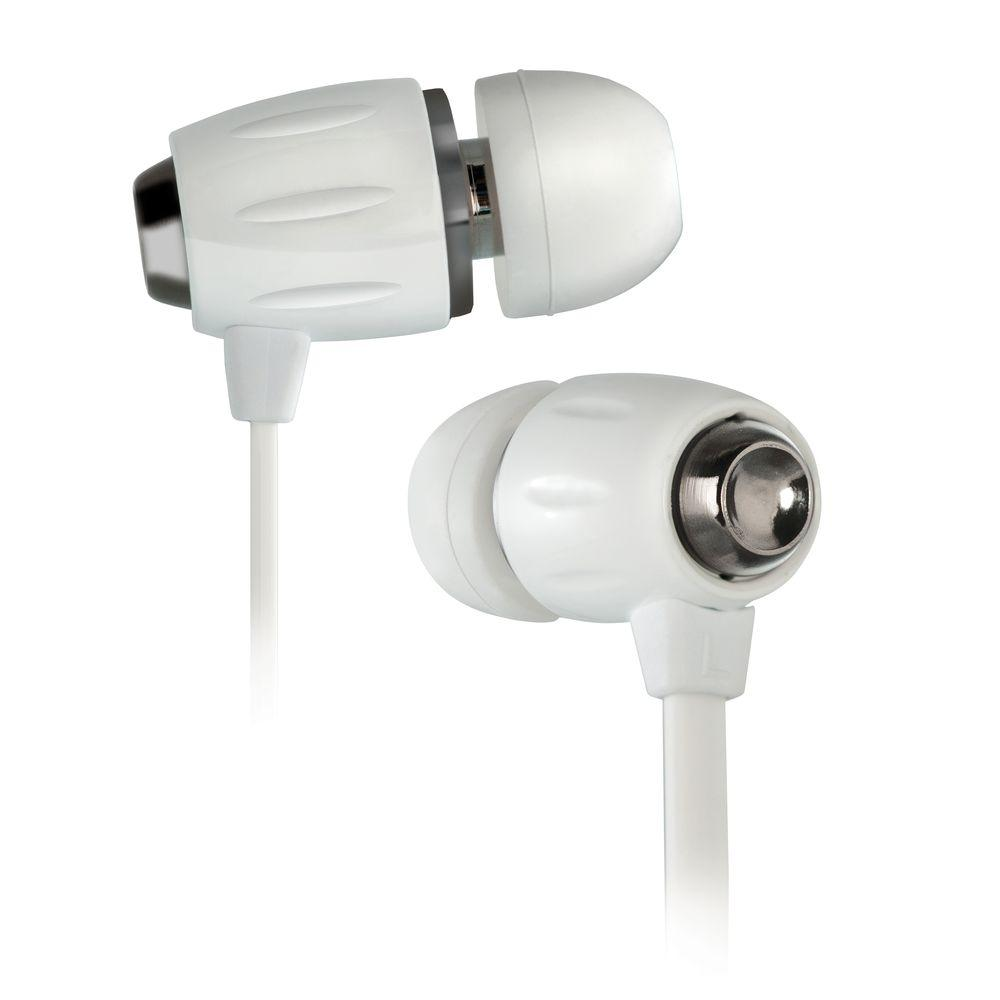 Bell'O Digital BDH653 Series In-Ear Headphones with Precision Bass in