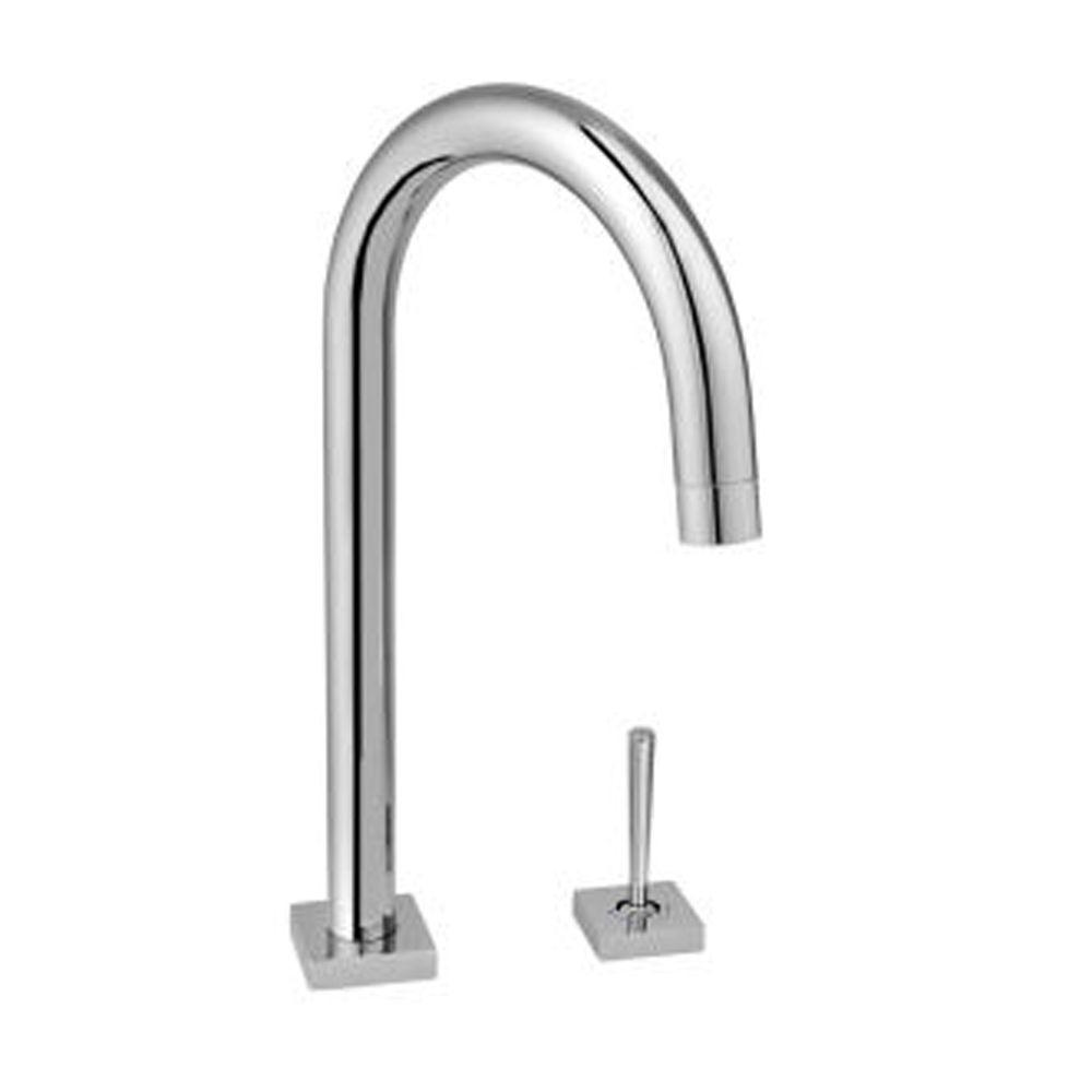 JADO Cayenne Single-Handle Kitchen Faucet in Polished Chrome