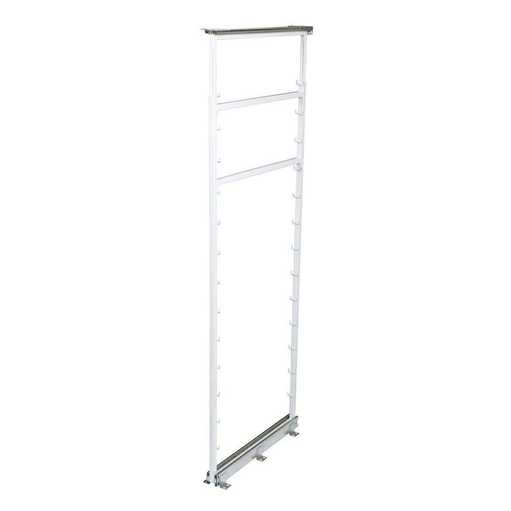 Knape & Vogt 71.88 in. x 3.81 in. x 22.25 in. Pantry Roll Out