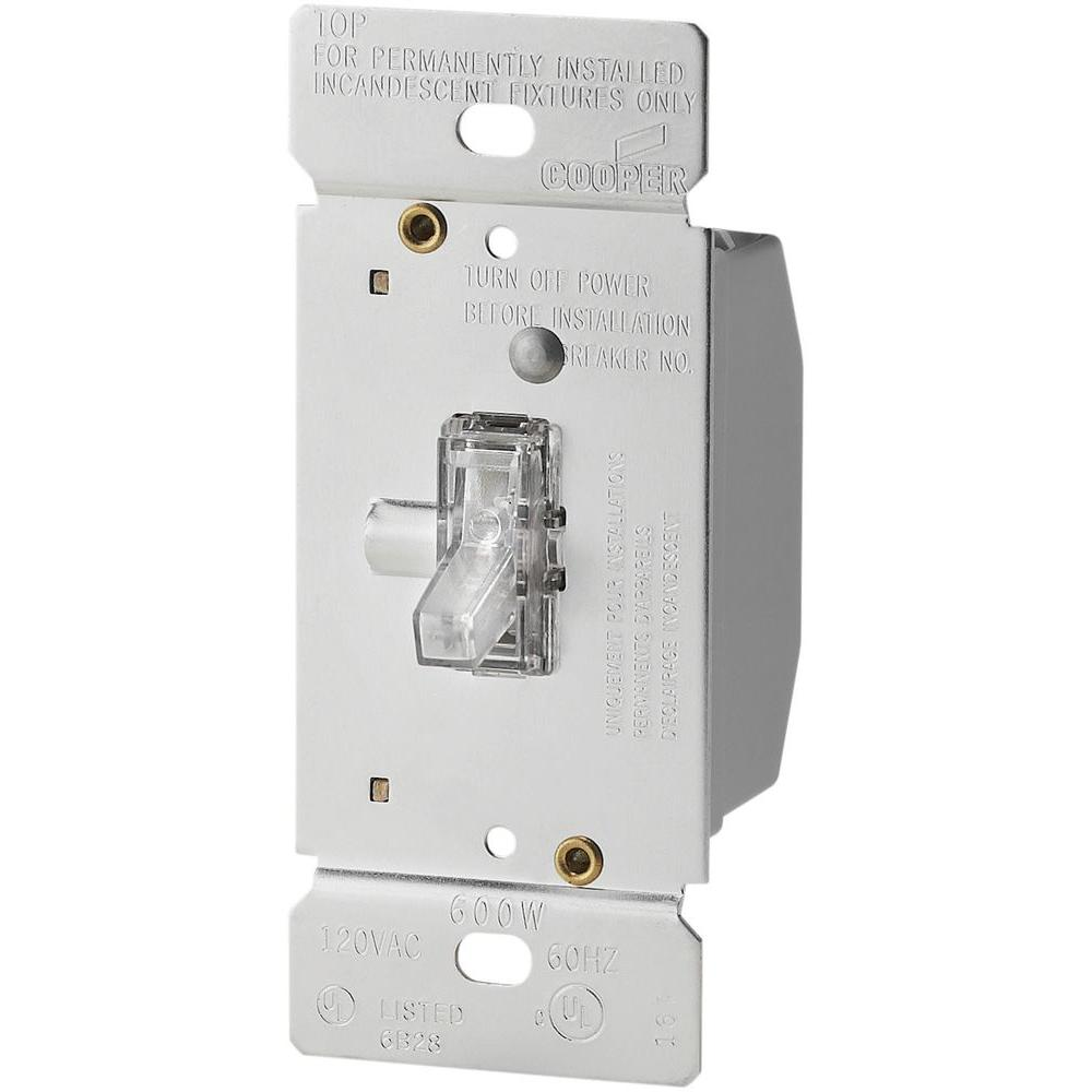 how to build a dimmer switch