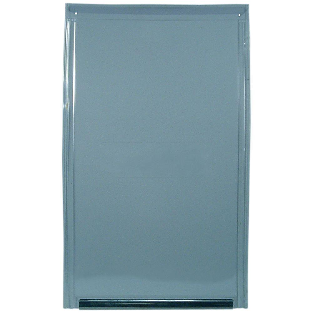 Ideal pet 10 5 in x 15 in extra large replacement flap for Door replacement