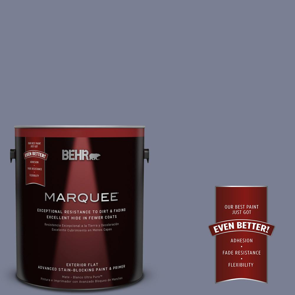 BEHR MARQUEE 1-gal. #620F-5 Majestic Mount Flat Exterior Paint