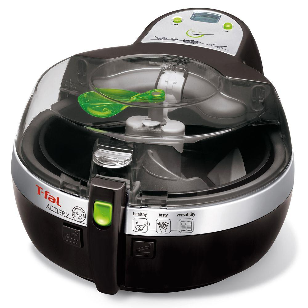 T-Fal ActiFry Fryer in Black-DISCONTINUED