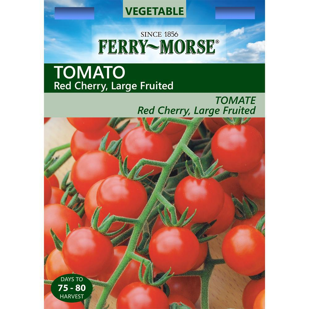Tomato Red Cherry Large Fruited Seed