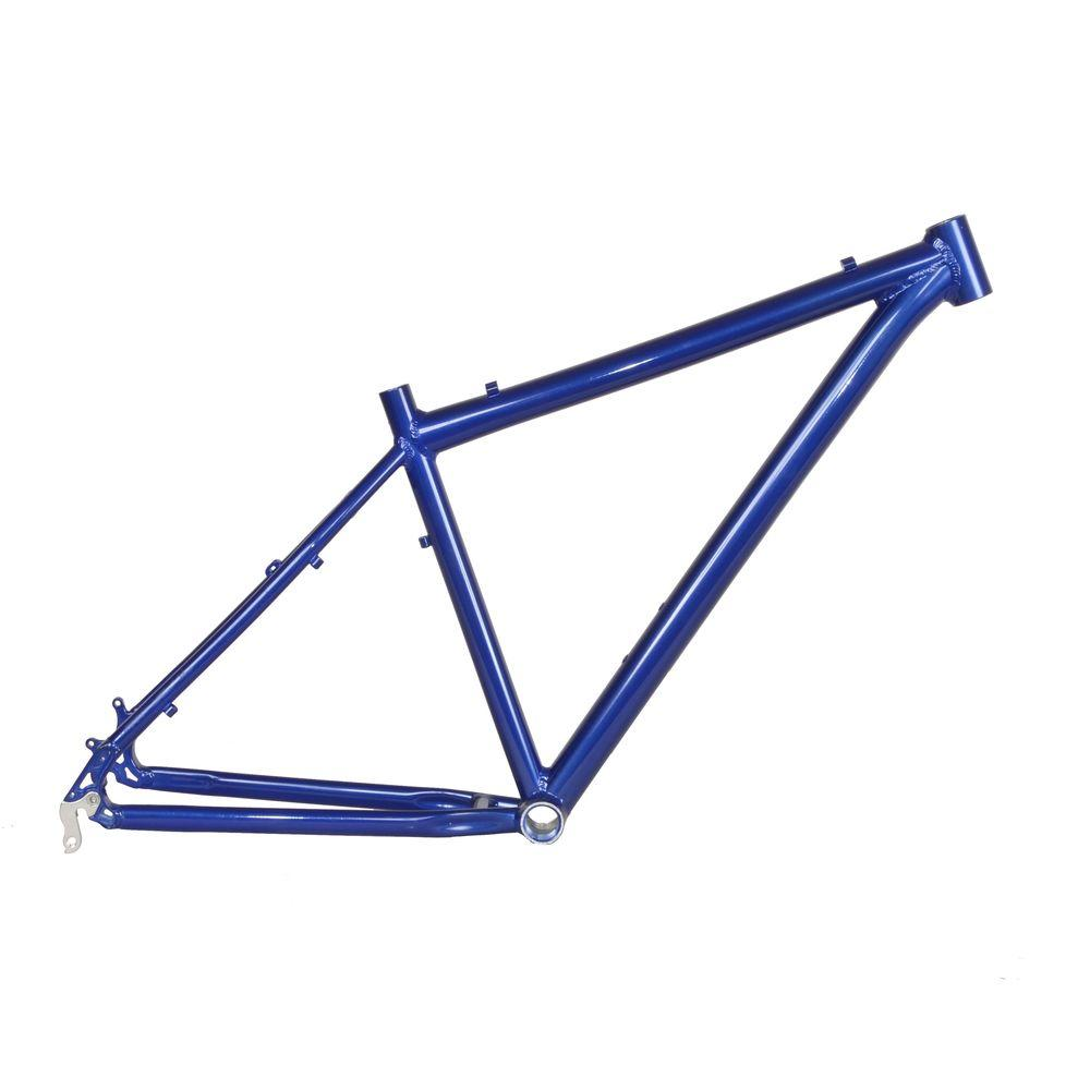 Cycle Force Bicycle Parts & Accessories 18 in. Aluminum MTB 29 Frame Blues CF-930026018