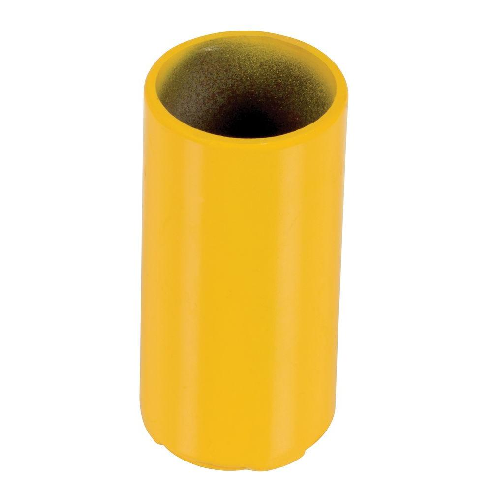 2 in. Dia Pipe Safety Rail Metal Sleeve