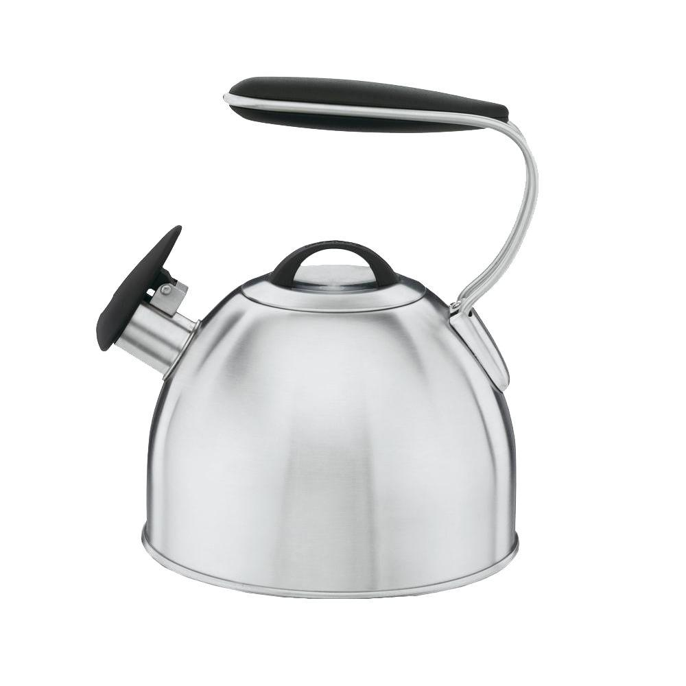 Cuisinart Classic 10-Cup Tea Kettle in Stainless-DISCONTINUED