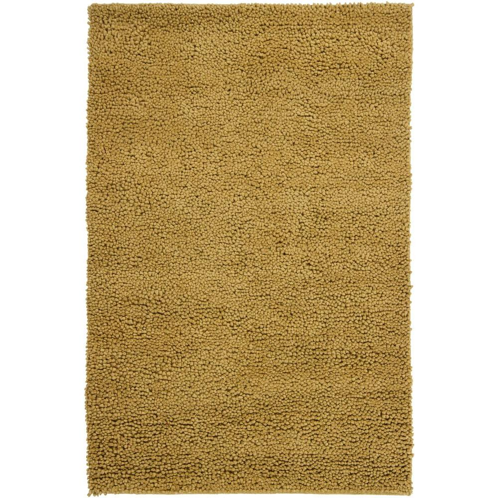Strata Gold 9 ft. x 13 ft. Indoor Area Rug