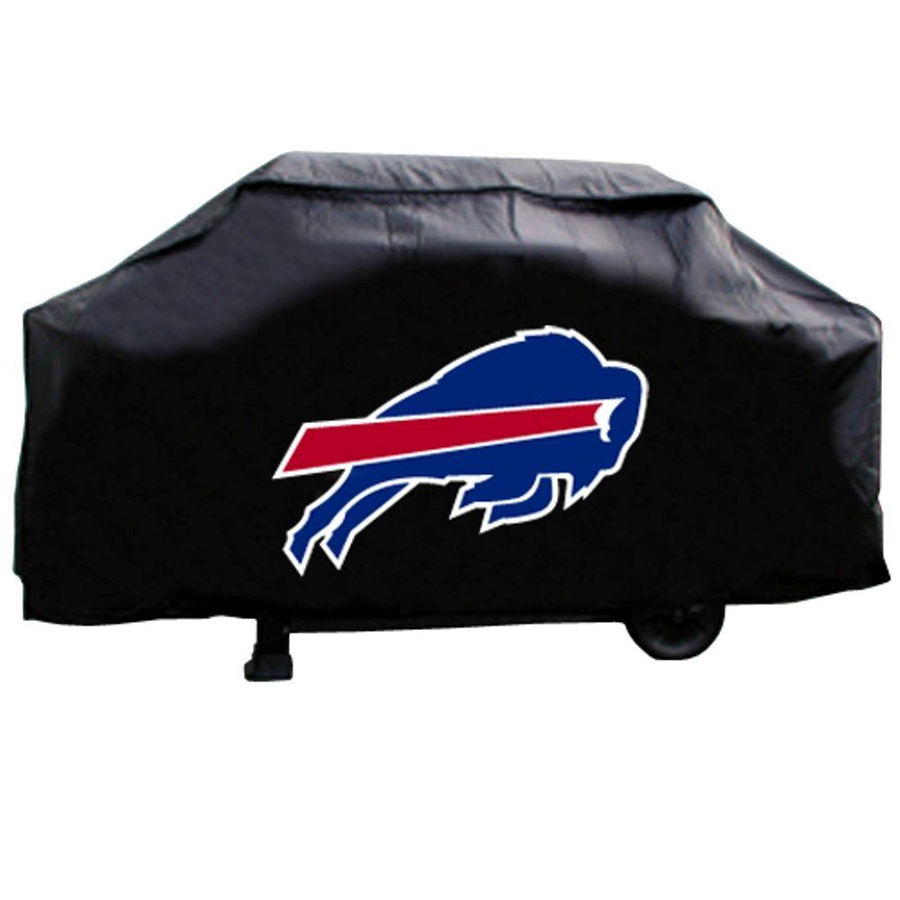 Rico Industries 68 in. NFL Buffalo Bills Deluxe Grill Cover-DISCONTINUED