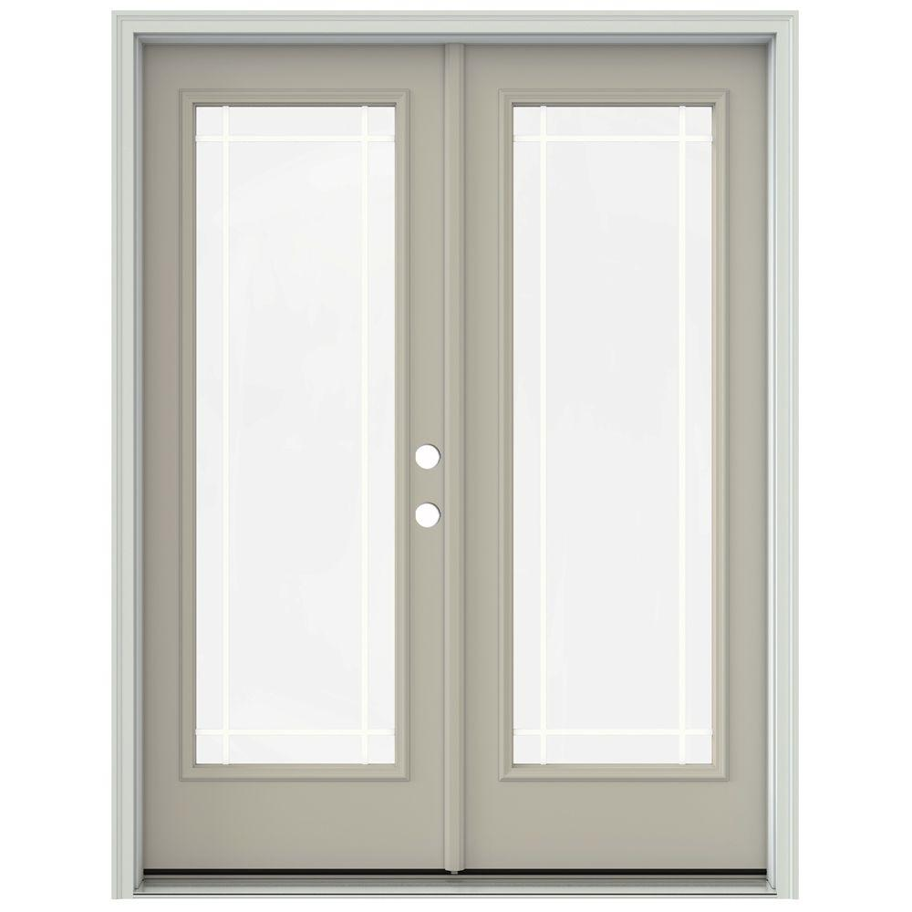 Andersen 60 in x 80 in 400 series frenchwood white for Anderson doors