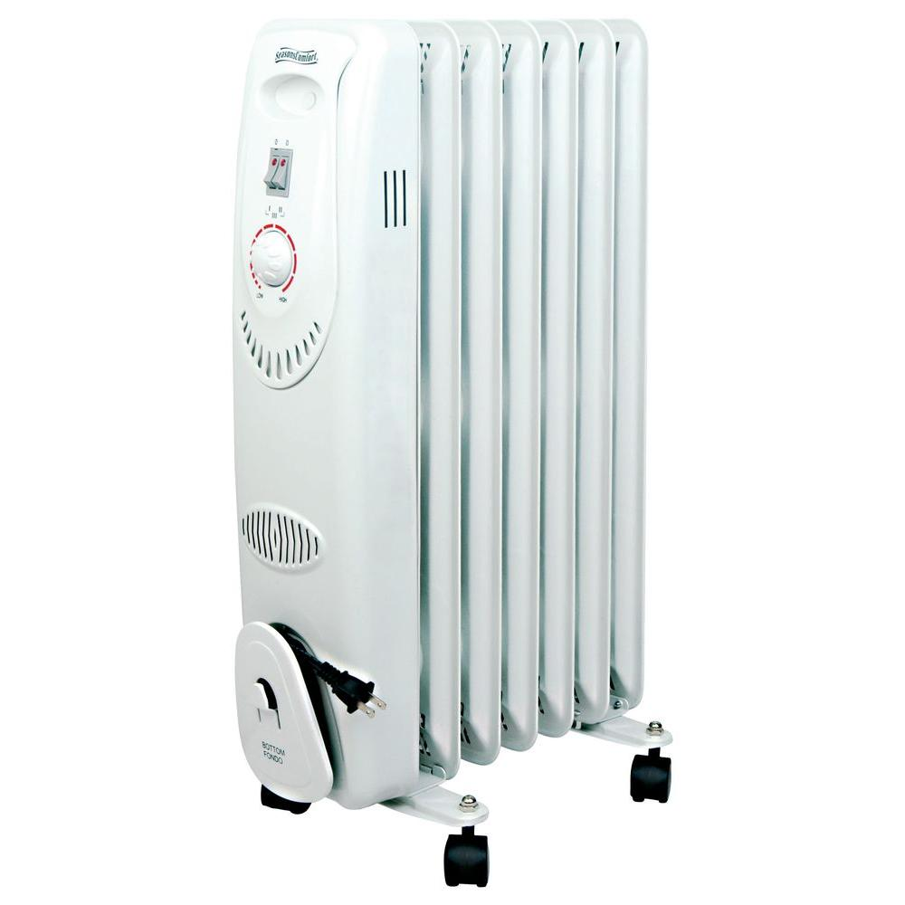 Seasons Comfort 1500-Watt Convection Portable Heater-DISCONTINUED