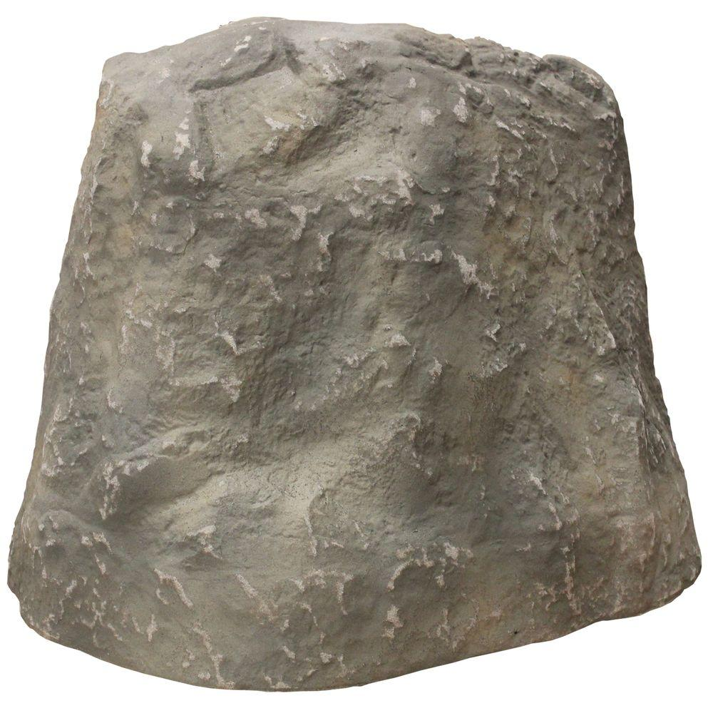 Emsco Large Resin Landscape Rock in Deluxe Natural Textured Finish-2881-1 -