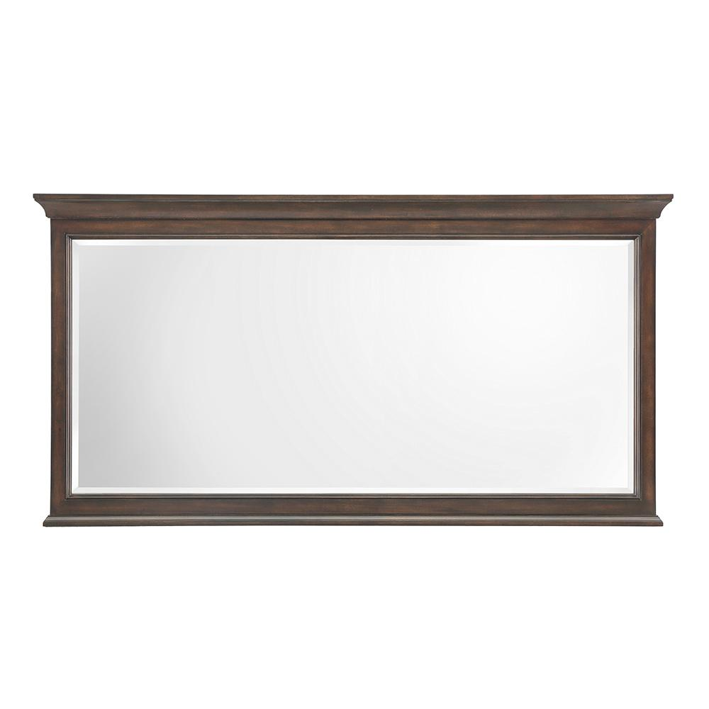 Moorpark 60 in. W x 31 in. H Single Framed Wall