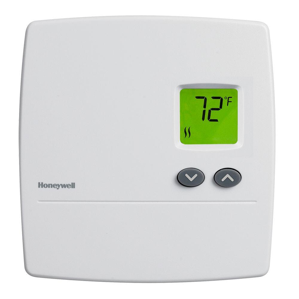 Honeywell Digital Non-Programmable Baseboard Heat Thermostat