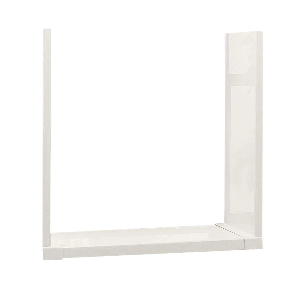 Swan Composite Window Trim Kit in Bisque-WK10000.018 - The Home Depot