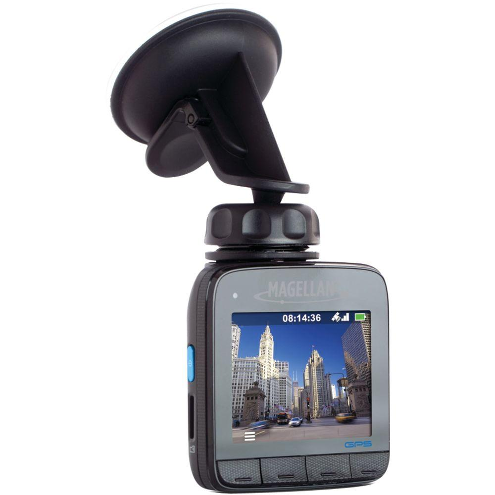 HD Dash Cam with GPS and Time Stamps