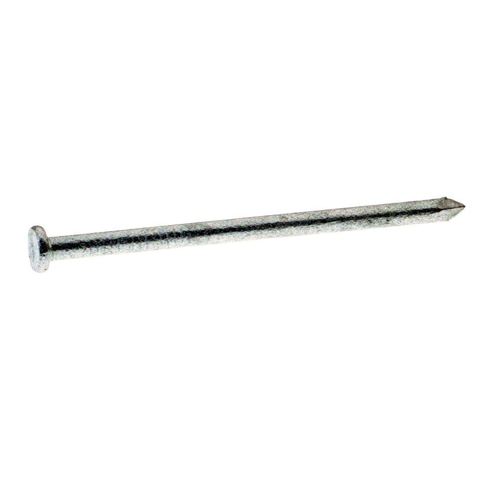 Grip-Rite #10-1/4 x 2-1/2 in. 8-Penny Hot-Galvanized Steel Common Nails (1 lb.-Pack)