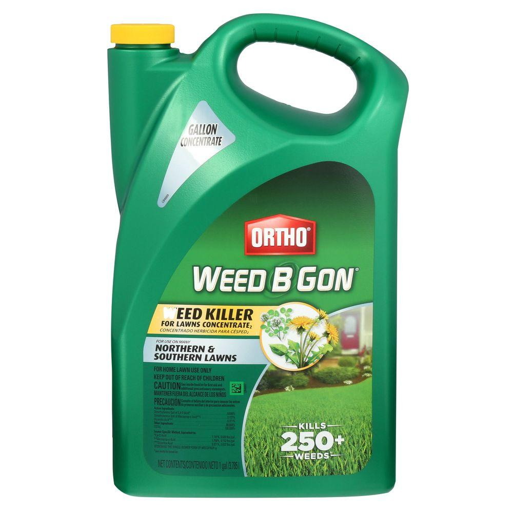 Ortho Weed-B-Gon 1 Gal. Weed Killer Concentrate-0430005 - The Home Depot