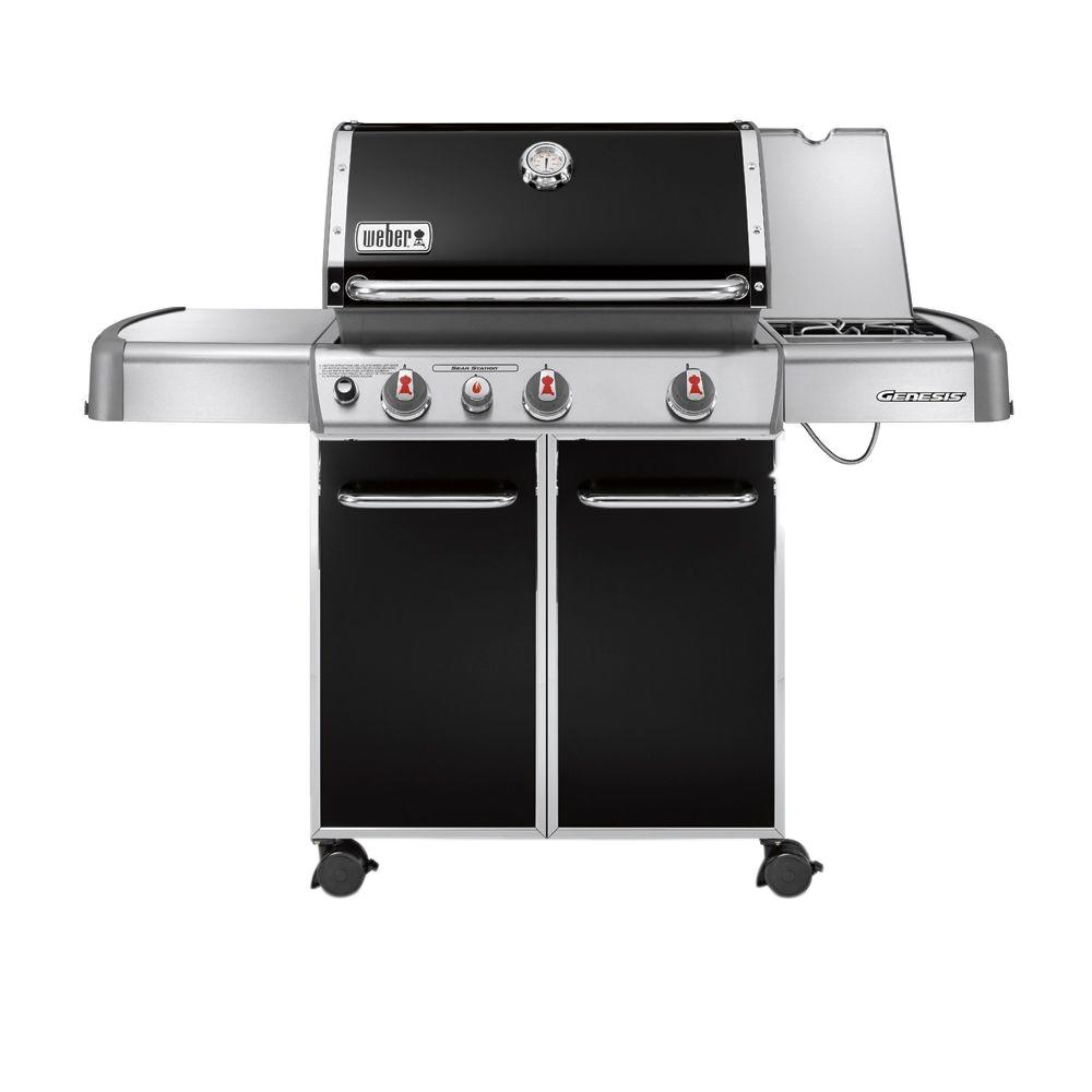 weber genesis e310 gas grill review bobby 39 s best. Black Bedroom Furniture Sets. Home Design Ideas