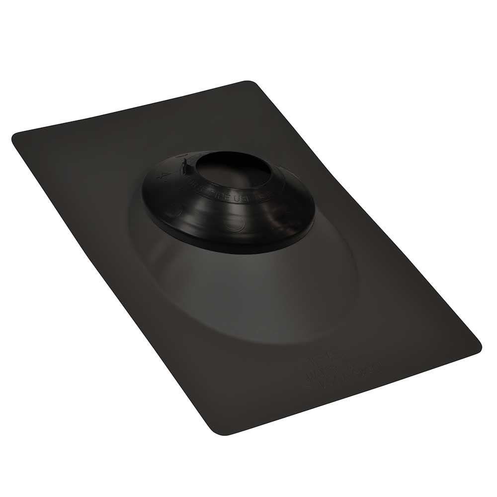 12 in. x 16 in. Aluminum Base Roof Jack Base for