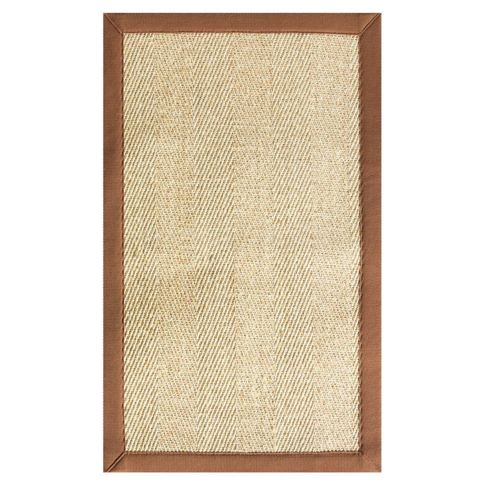 Home Decorators Collection Marblehead Brown 8 ft. x 10 ft. 6 in. Area Rug