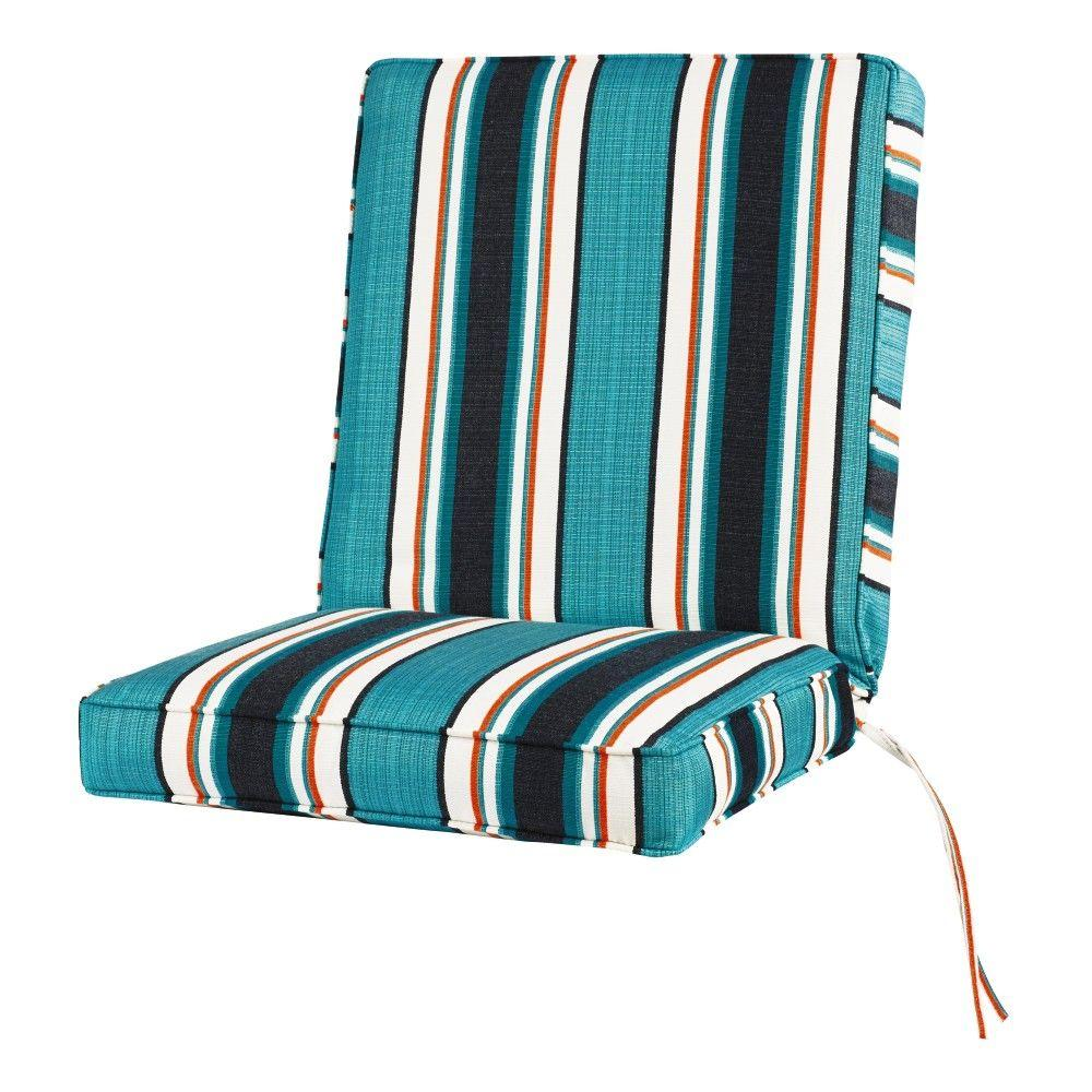 Home Decorators Collection Sunbrella Surfside Outdoor Lounge Chair