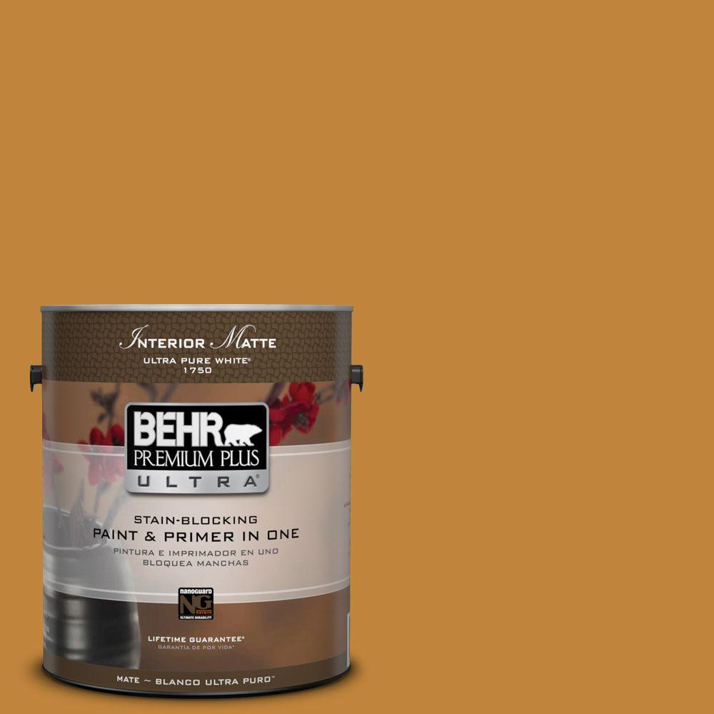1 gal. #M260-7 Back to School Matte Interior Paint
