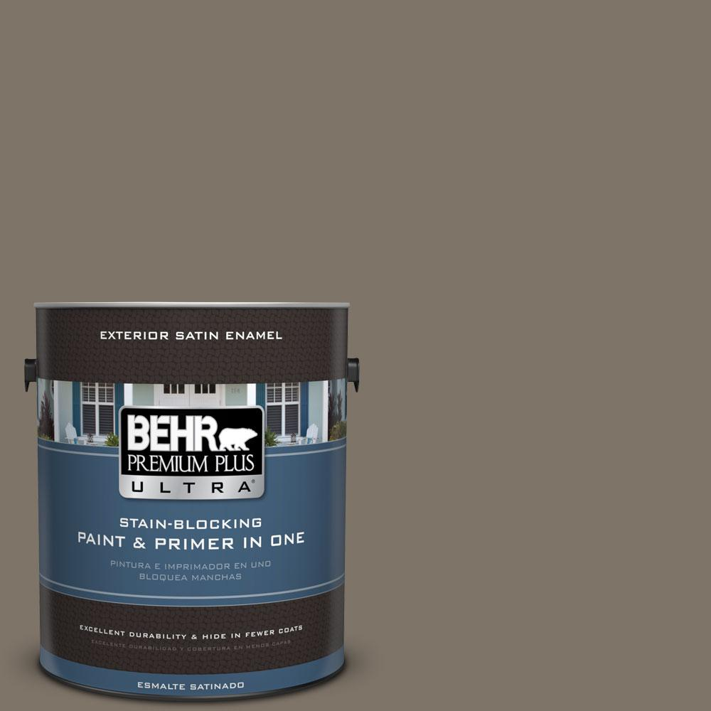 BEHR Premium Plus Ultra Home Decorators Collection 1-gal. #HDC-NT-05 Aged Olive