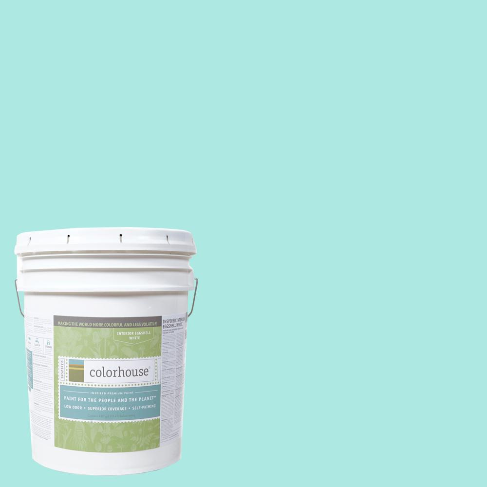 5 gal. Sprout .01 Eggshell Interior Paint