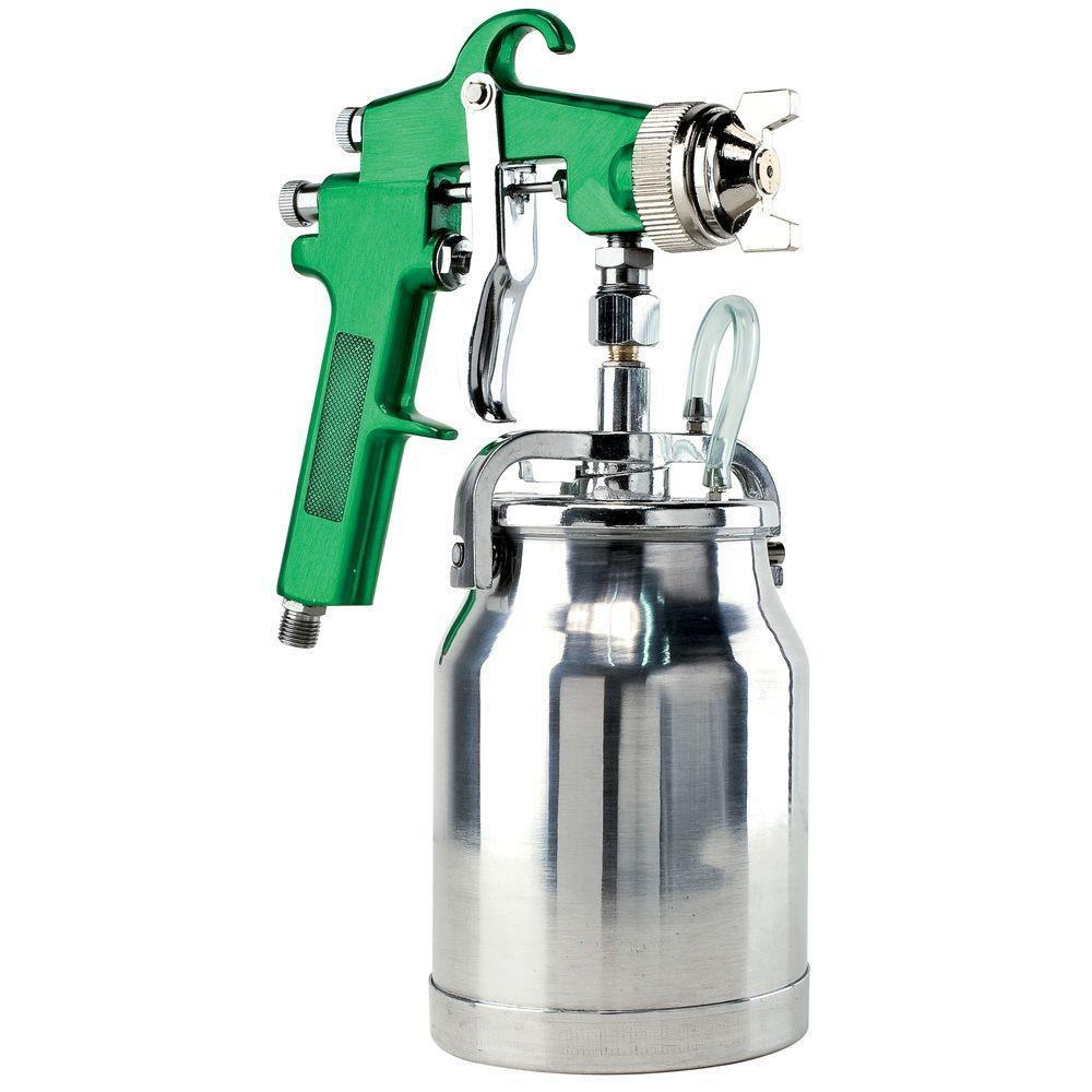 Kawasaki 32 oz. High Pressure Paint Air Spray Gun-840762 - The