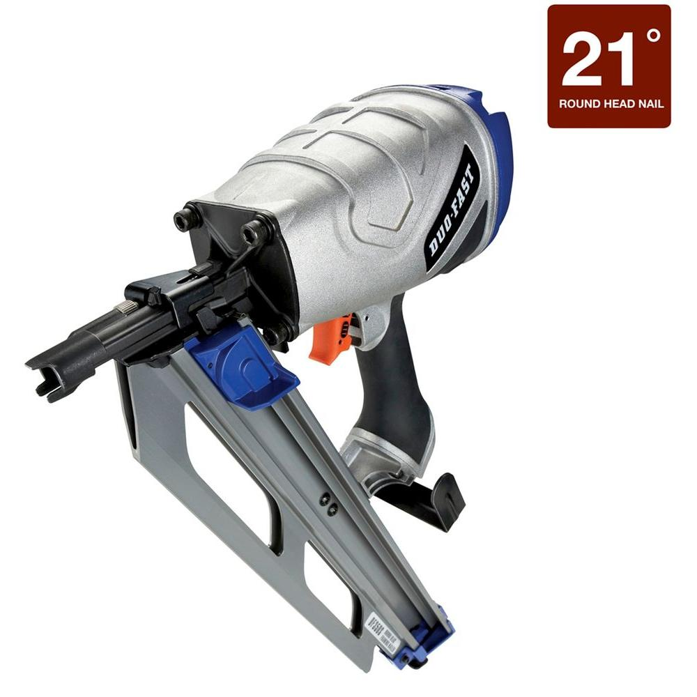 Duo-Fast DF350S Pneumatic 3-1/2 in. 20 Degree Round-Head Framing Nailer