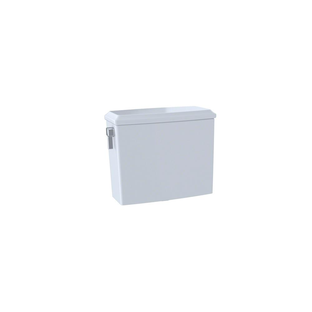Connelly 0.9/1.28 GPF Dual Flush Toilet Tank Only in Cotton White