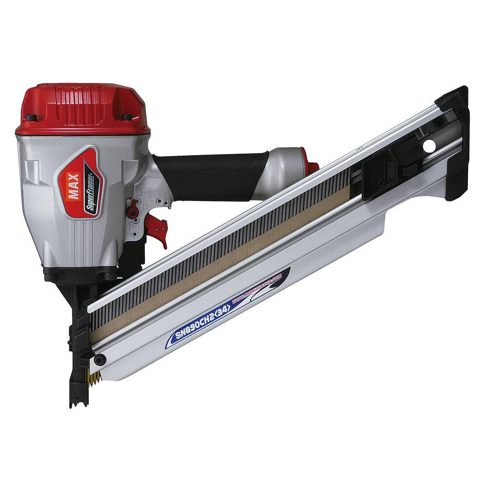 Max 34-Degree Strip Super Framer-SN890CH2(34) - The Home Depot