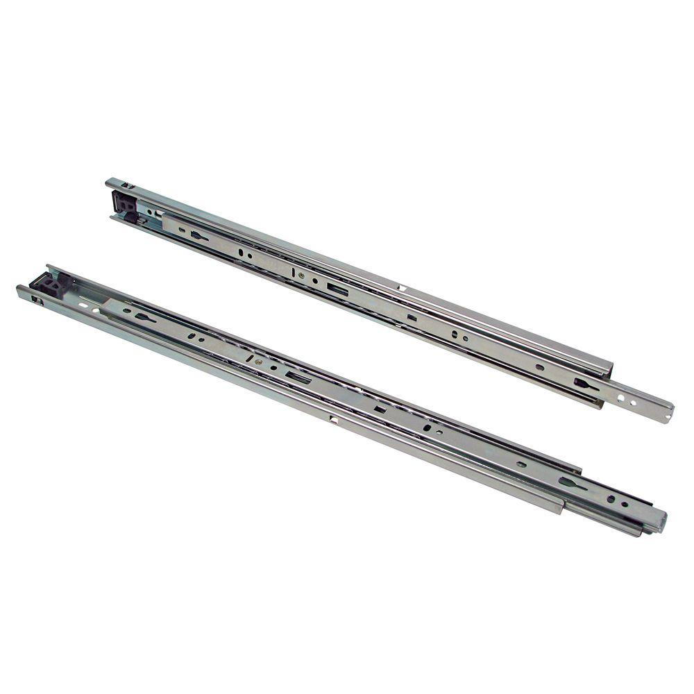 Richelieu Hardware 24 in. Accuride Full Extension Ball Bearing Drawer Slide