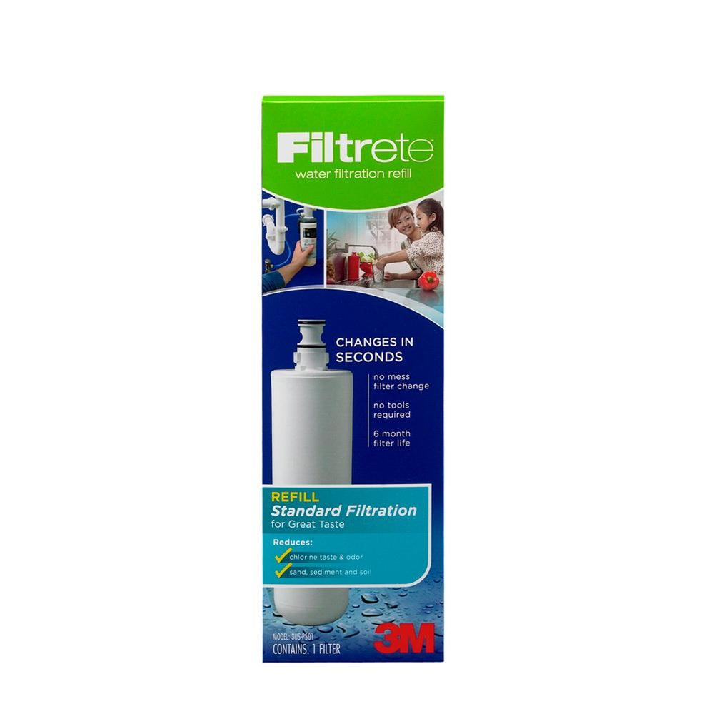 Filtrete Drinking Water System-Standard Filtration Refill