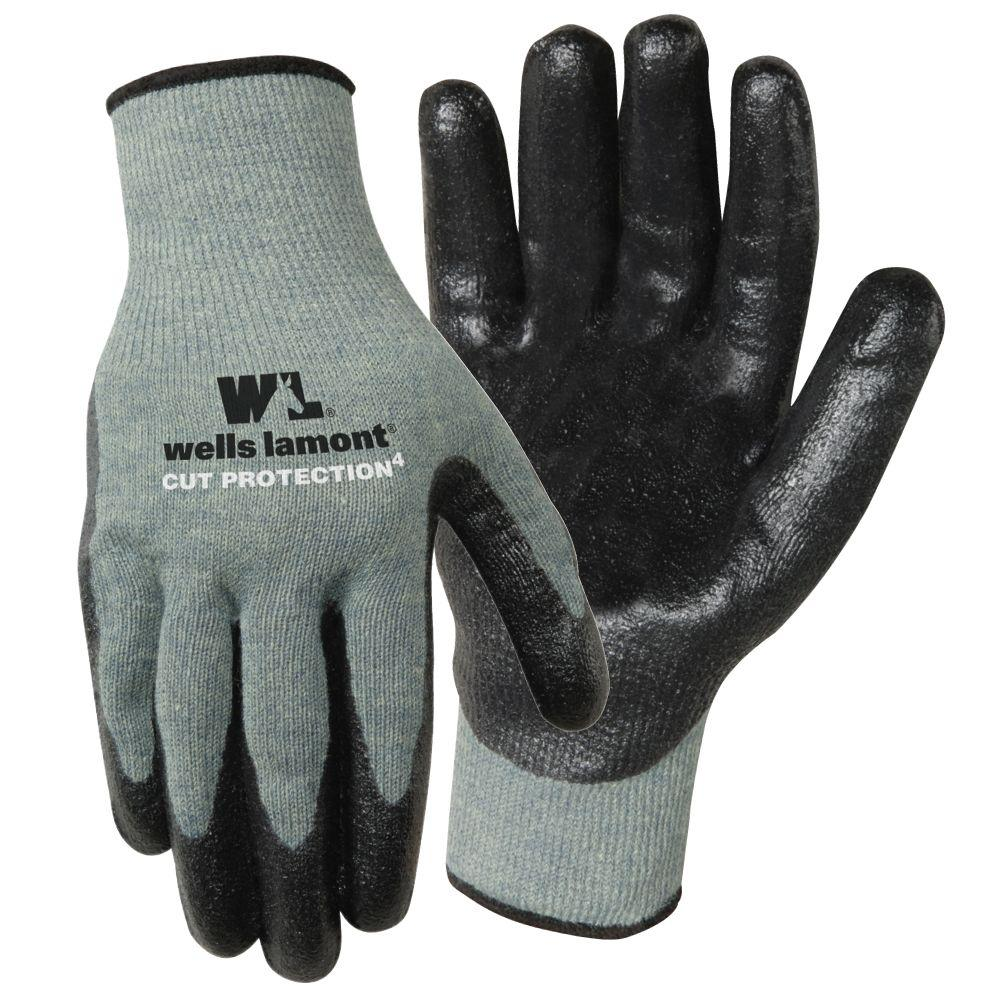 Wells Lamont Cut Protection Glove, Large-DISCONTINUED