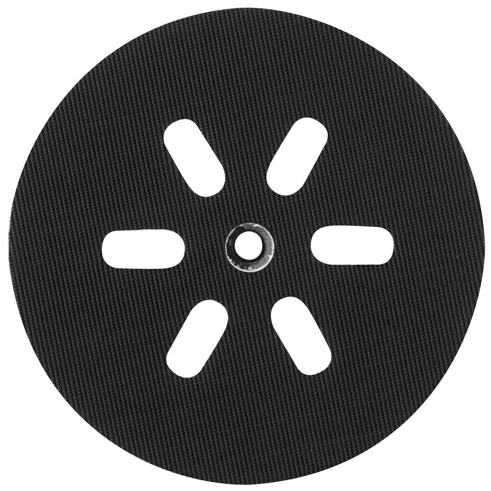 Bosch 6 in. Hard Backing Pad