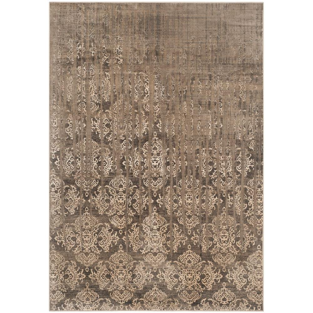 Vintage Mouse 4 ft. x 5 ft. 7 in. Area Rug