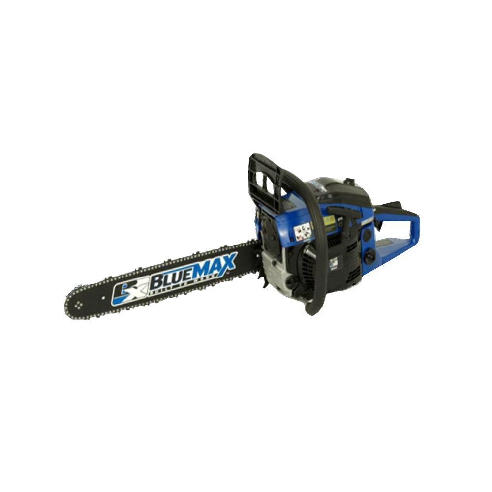 Blue Max 18 in. 45cc Heavy Duty Gas Chainsaw-6595 - The